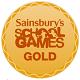 Sainsbury School Games Gold